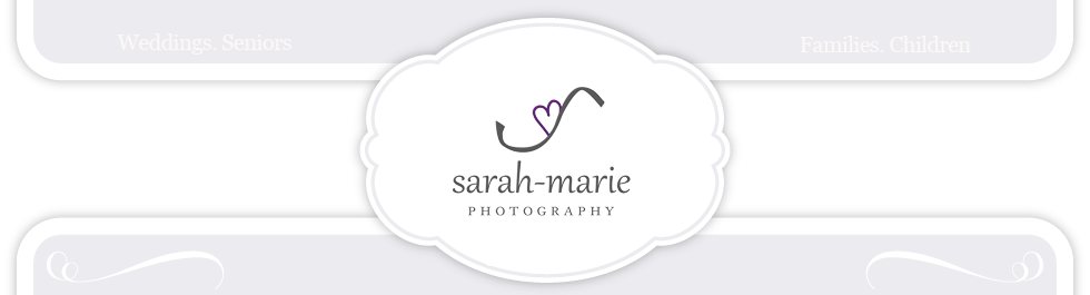 Sarah-Marie Photography: Blog logo