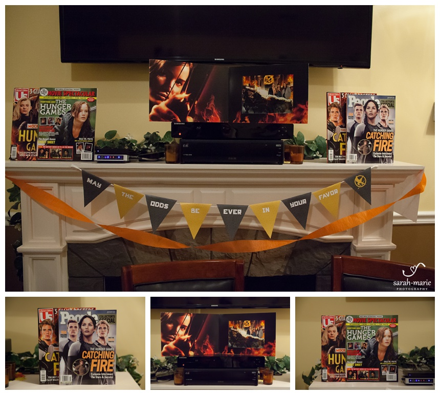 My 3rd Annual Hunger Games Party Food And Games Sarah Marie